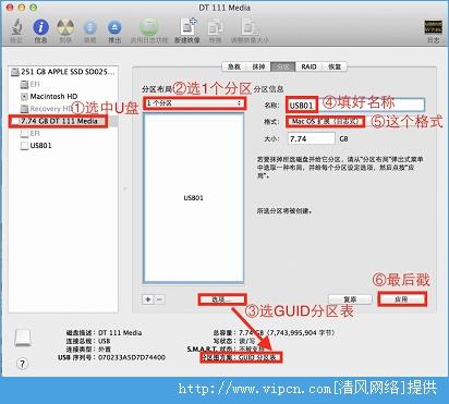 如何用U盘制作OS X Yosemite系统?U盘制作OS X Yosemite系统教程[多图]图片1