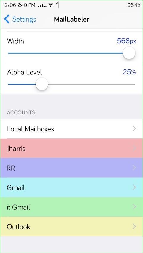 《Mail Labeler》邮件插件汉化版 v1.2.2 deb格式