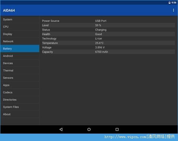 AIDA64安卓中文版(硬件检测) v1.14