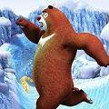 冰雪跑酷熊出没官网版