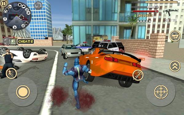 绳索英雄怎么开摩托小车?开摩托小车攻略[图]