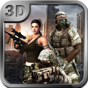 反恐射击精英3D破解版