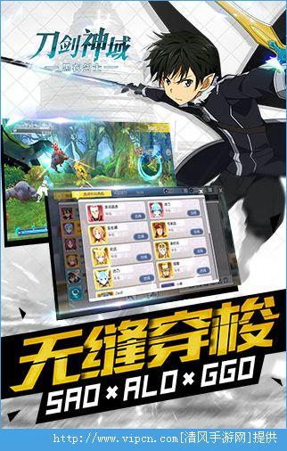 刀剑神域黑衣剑士tt端图片1
