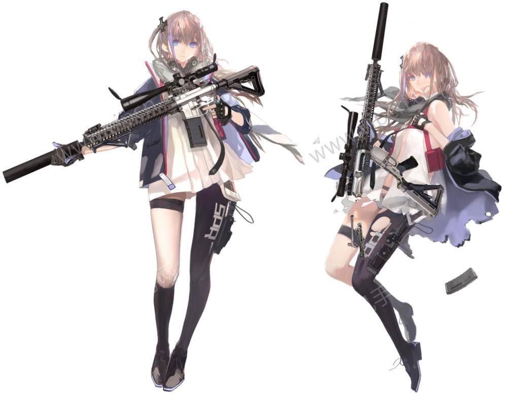 少女前线ST AR-15突击步枪建造公式及介绍[图]图片1