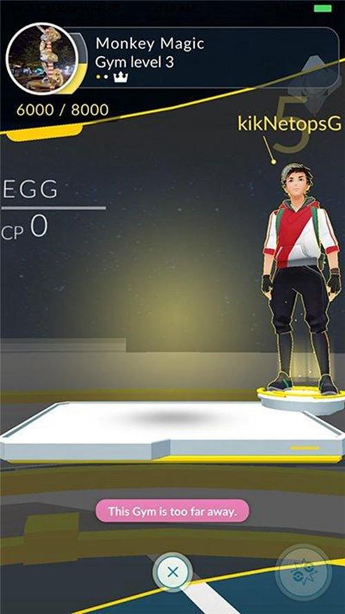 Pokemon GO精灵蛋怎么占领道馆 占领道馆BUG解析[图]