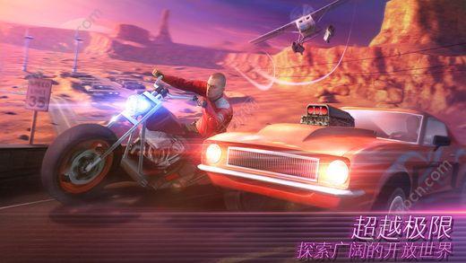 孤胆车神维加斯最新破解版苹果版图片2