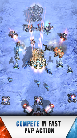 新游大作《Nova Wars》科幻机甲PVP对战开测[多图]图片2
