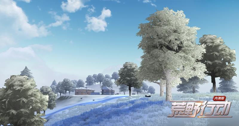 荒野行动12月21日更新内容公告:雪天模式降临[多图]图片3