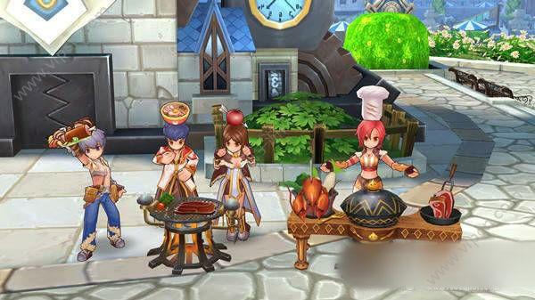 仙境传说RO魔幻可口面包料理一览[图]图片1