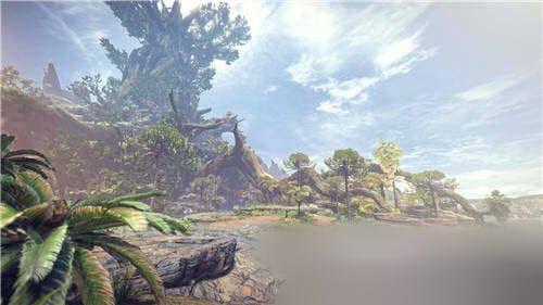 《怪物猎人世界》即将开测 场景画面堪称精致[多图]图片2
