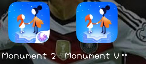 纪念碑谷2腾讯版和谷歌版有什么区别?腾讯版VS谷歌版对比分析[多图]