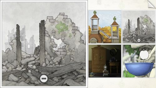 《画中世界》评测:充满独特想象力的手绘解谜[多图]图片3
