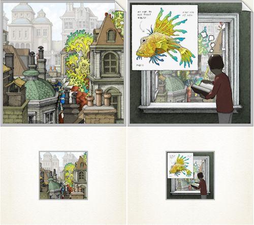 《画中世界》评测:充满独特想象力的手绘解谜[多图]图片2