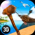 海岛生存3D游戏