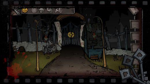 无人镇密室逃脱游戏安卓版图片1