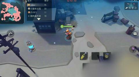 迷雾求生怎么快速看到敌人?快速开视野方法分享[图]