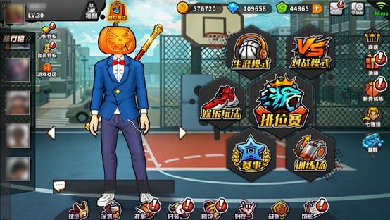 街头篮球手游1.6版本即将来袭:新技能、新场景、新赛季[多图]