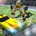 机器人变形模拟游戏