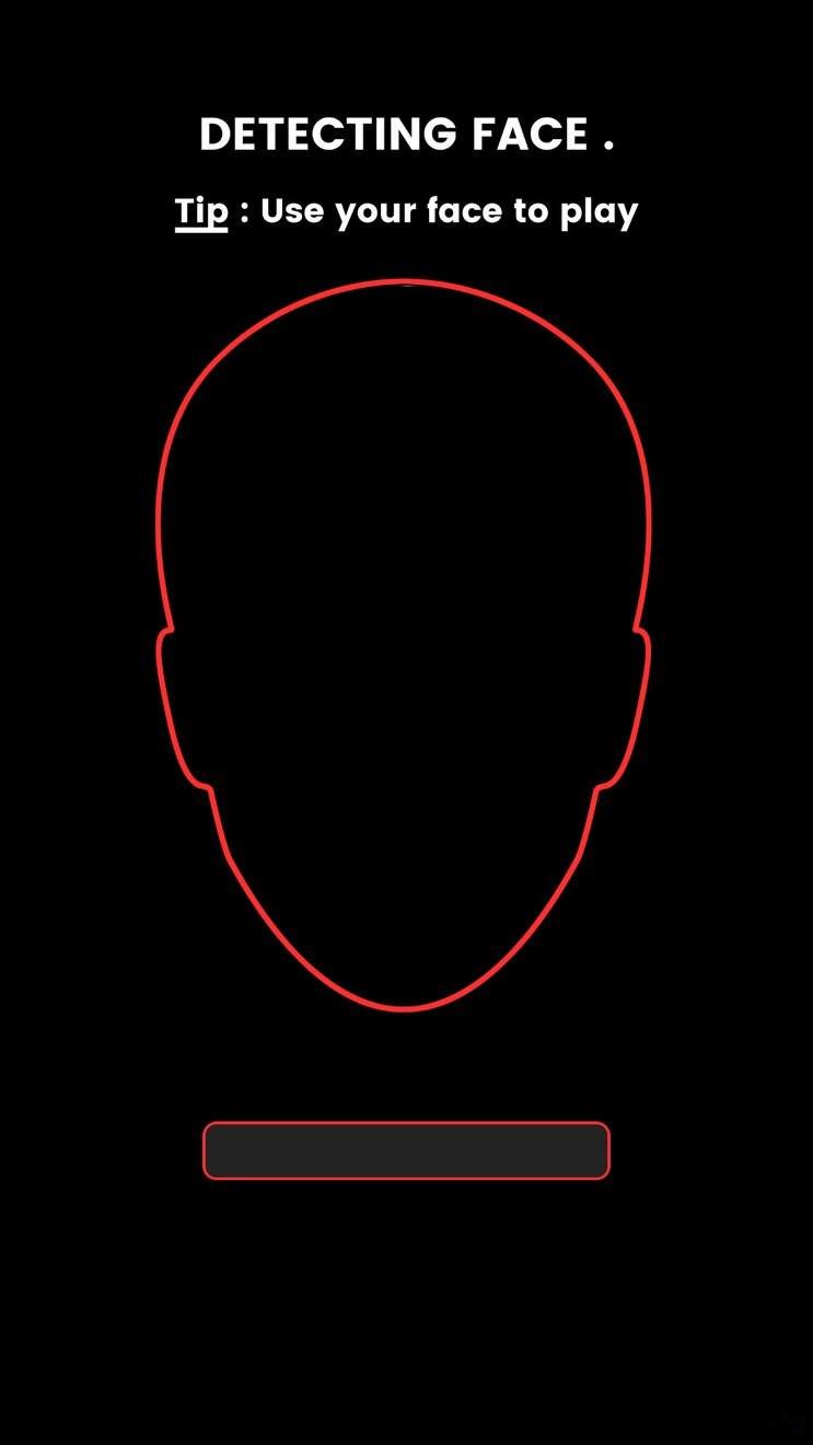 脸部跳舞机face dance challenge黑屏怎么办 黑屏解决方法[多图]