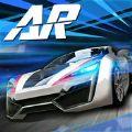 AR飞车竞速场