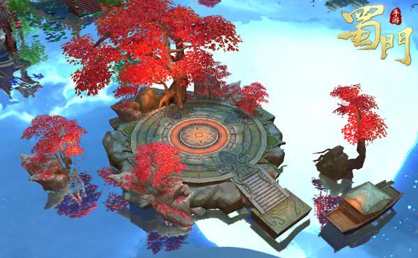 仙侣骑缘《蜀门手游》贺岁新版本2月9日甜蜜来袭[多图]图片3