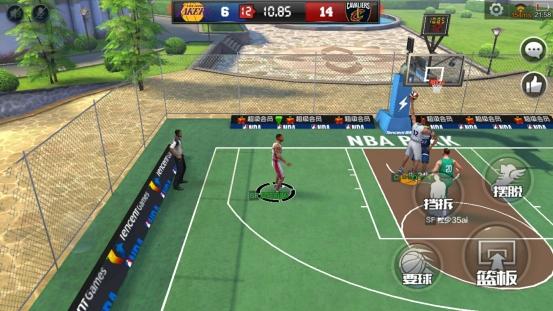 最强NBA手游篮板王怎么打?篮板王实战教学分享[多图]图片3