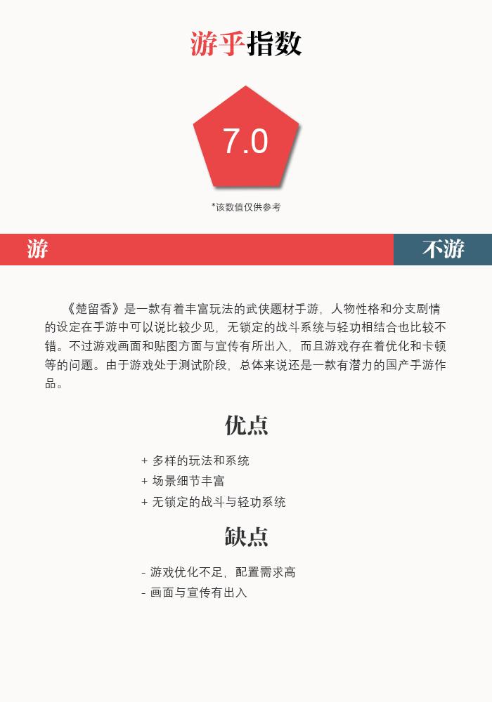 """网易《楚留香》手游试玩评测介绍:对""""武侠""""应有敬畏之心[多图]图片20"""