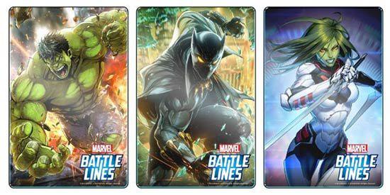 漫威战线NEXON将与漫威合作推出一款全新卡牌手游[多图]图片4