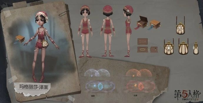 第五人格新求生者舞女正式上线:舞女玛格丽莎怎么样[多图]图片1