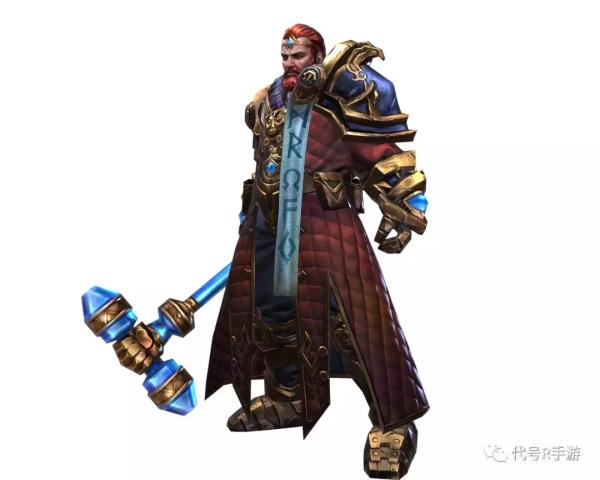 代号R守护骑士职业介绍[多图]