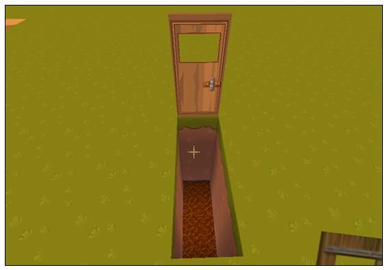 迷你世界开门陷阱怎么做?开门陷阱制作流程介绍[多图]