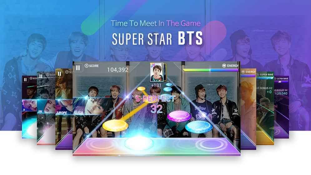 SuperStar BTS图片3