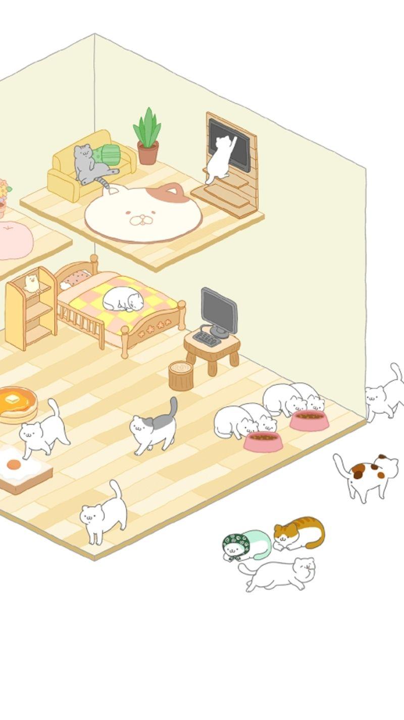 猫咪很可爱游戏汉化中文版图片1