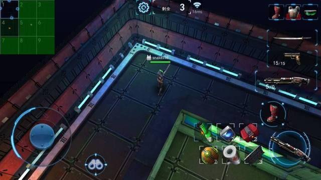 《求生之战》体验评测:一款上帝视角沙盒战术竞技手游[多图]图片4