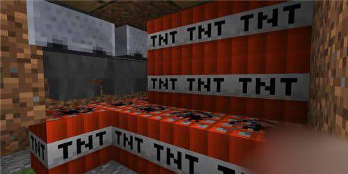 我的世界TNT陷阱如何制作?TNT陷阱制作方法[多图]