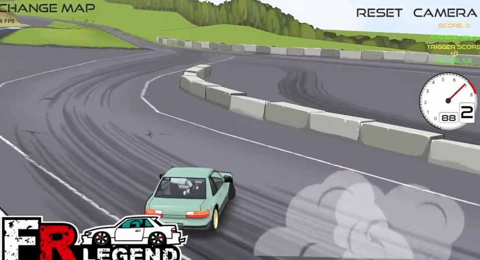 FR LEGENDS游戏安卓测试版图片2