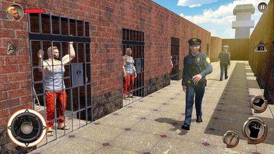 囚犯求生逃离监狱手机游戏中文汉化版图片1