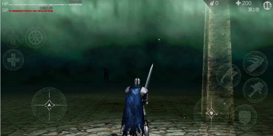 亡魂骑士游戏安卓版(含数据包)图片1