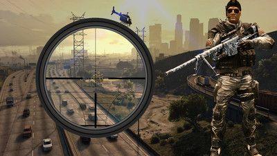 狙击手世界大战游戏最新版图片1