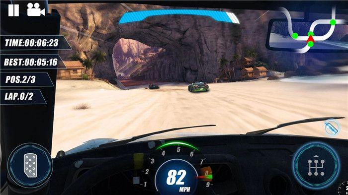 赛道漂移Speedway Drifting游戏安卓最新版(含数据包)图片1