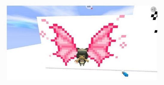 迷你世界翅膀背景怎么做?恶魔翅膀背景制作教程[多图]