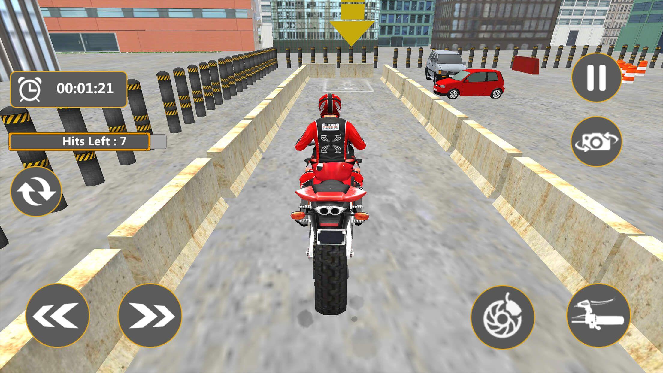 Real Bike Parking 2017 3D游戏安卓版图片1