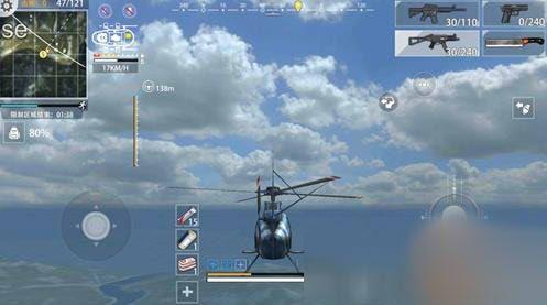代号英雄直升机怎么开?超实用直升机驾驶技巧[多图]图片2