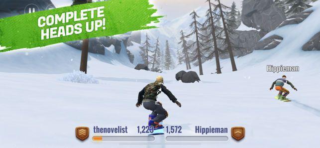 山顶骑士iOS官方手机版(Peak Rider)图片1