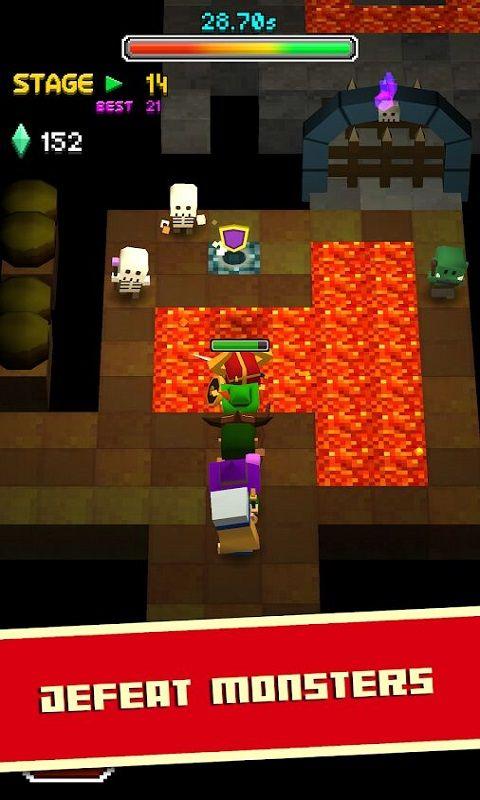地牢突袭者游戏安卓版图片1