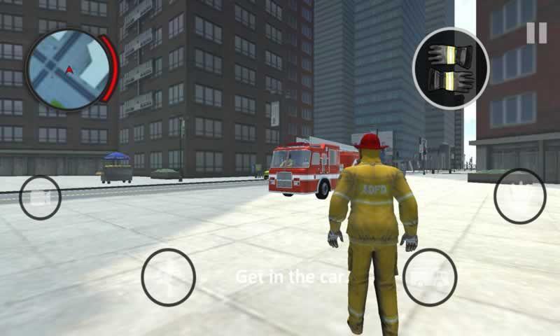 消防战士紧急救援模拟器游戏安卓版(含数据包)图片1