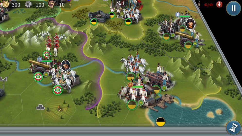 欧陆战争6安卓手游公测版图片1