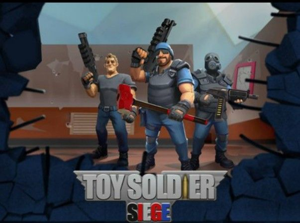 玩具兵围攻游戏安卓版图片1