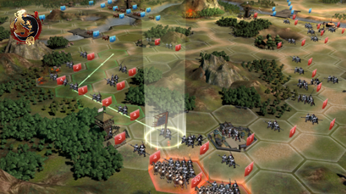 墨三国相约6月14不删档内测开启:首款手绘布阵国战手游[多图]图片4
