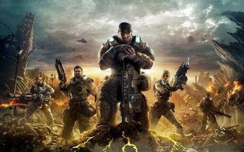 战争机器POP微软第三人称射击手游即将上线[多图]图片2